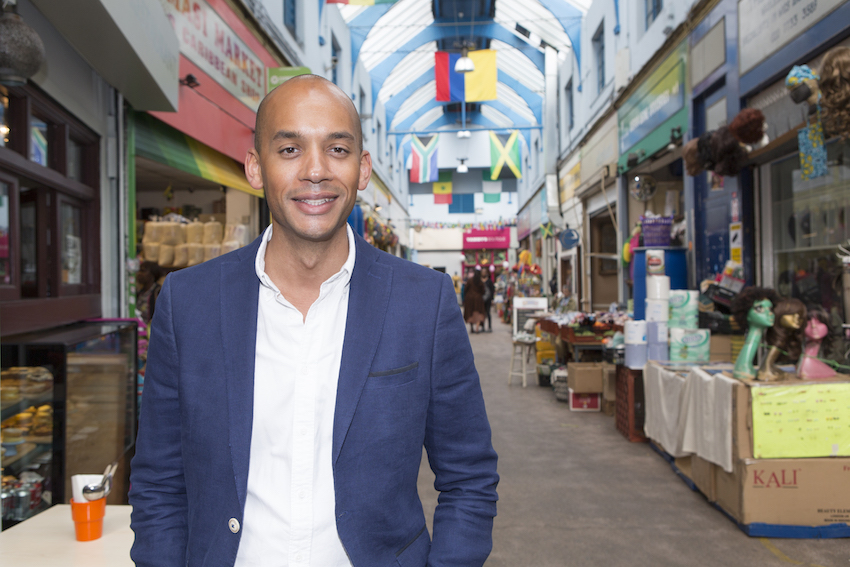 """Chuka Umunna interview – """"I want to play a big role in the next Labourgovernment"""""""