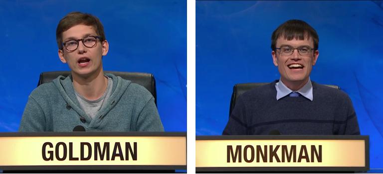 Balliol to battle Wolfson Cambridge superstar Monkman in University Challengefinal